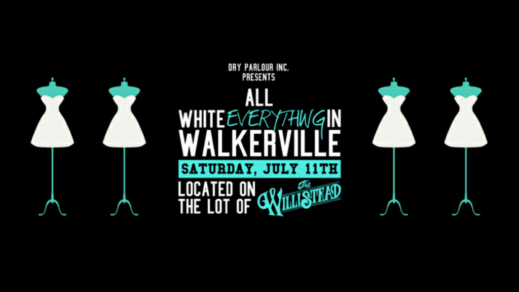 Enjoy the White Party at The Willistead