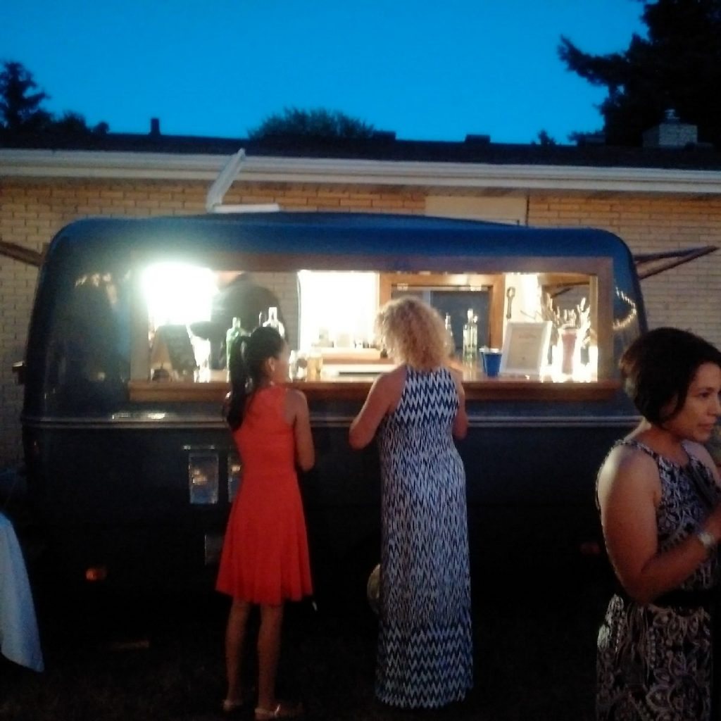 Introducing the WindsorEats Traveller, a mobile bar available for rent.