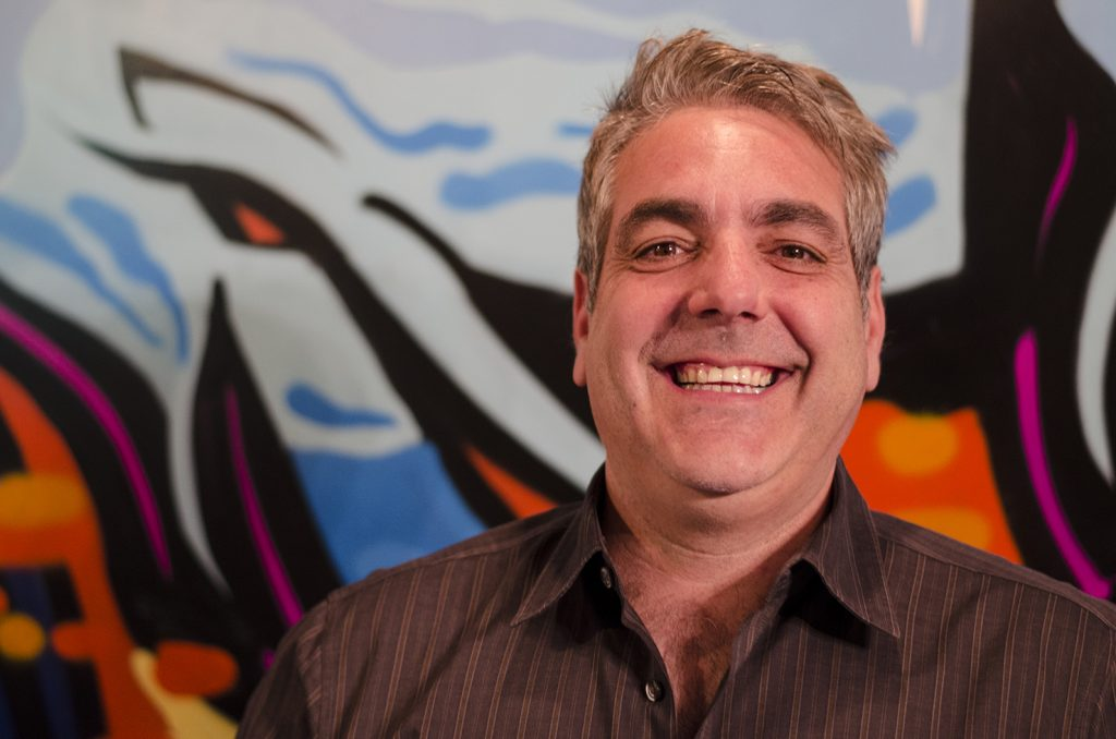 Owner Mark Boscariol wants his restaurants to get wild