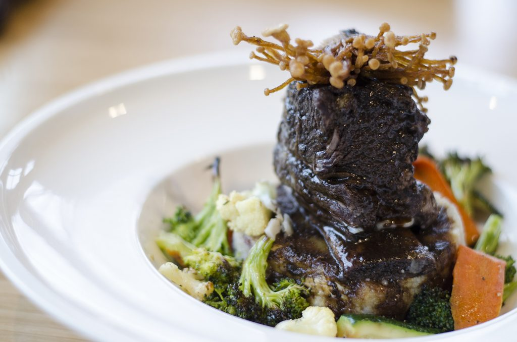 Who's in the mood for short ribs?
