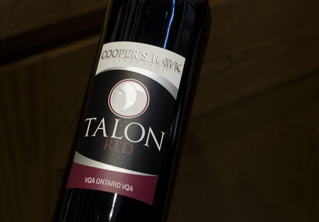 Cooper's Hawk Vineyards Talon Red