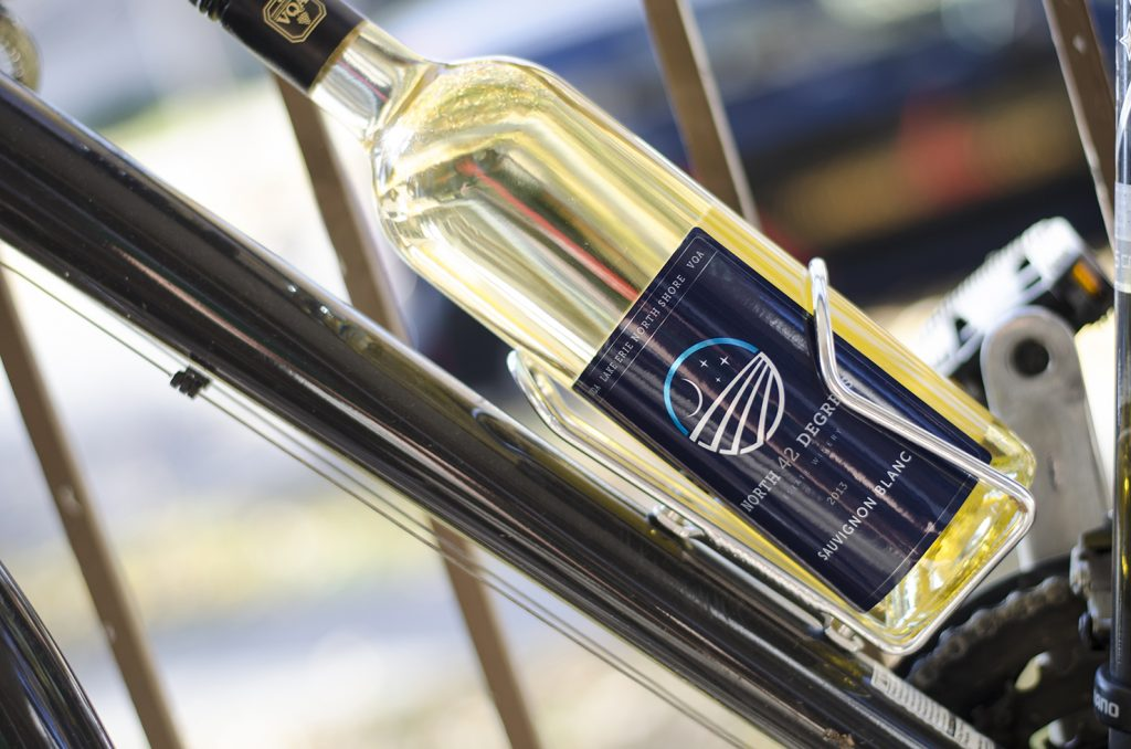 2013 Sauvignon Blanc from North 42 Degrees Estate Winery