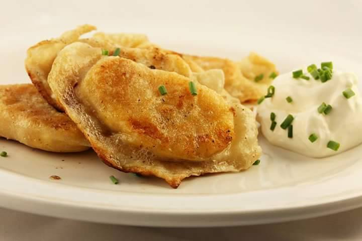 I wish someone would put Little Food Food pierogies in my stocking this Christmas...