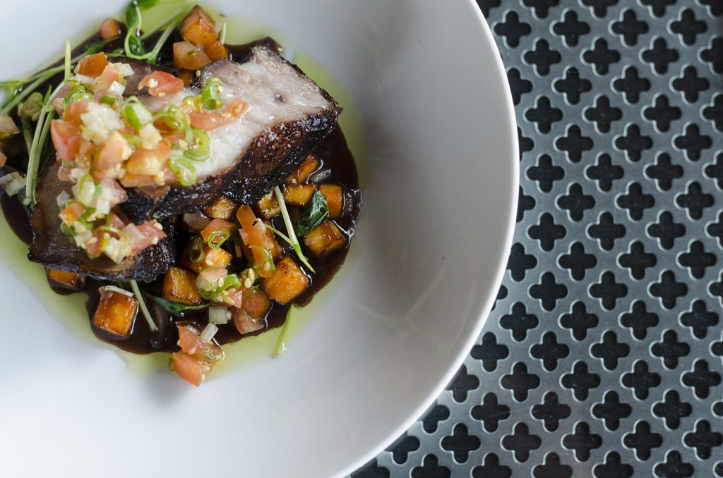 Three cheers for pork belly!
