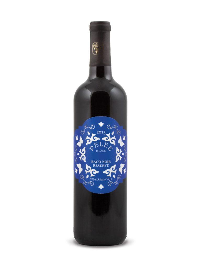 Pelee Island Winery's Baco Noir Reserve