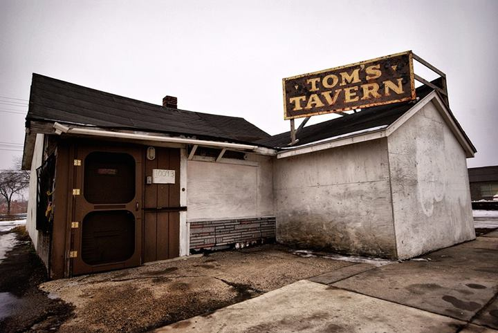 Tom's Tavern in Detroit on 7 Mile Rd.