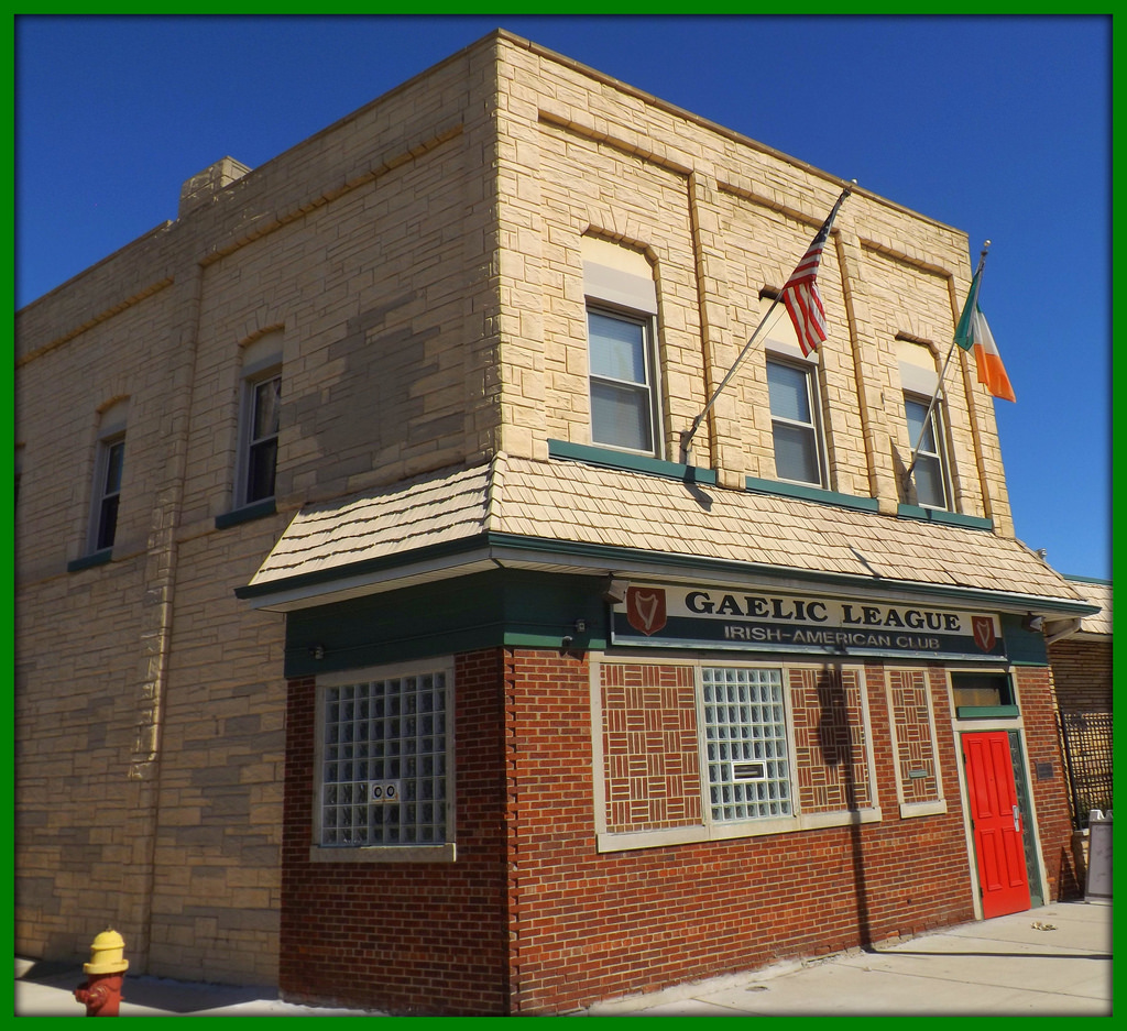 Gaelic League Irish American Club