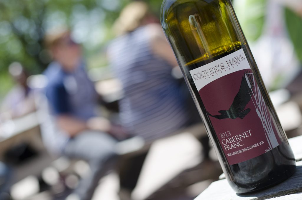 Cooper's Hawk Vineyard took home two medals from the 2016 All Canadian Wine Championships.