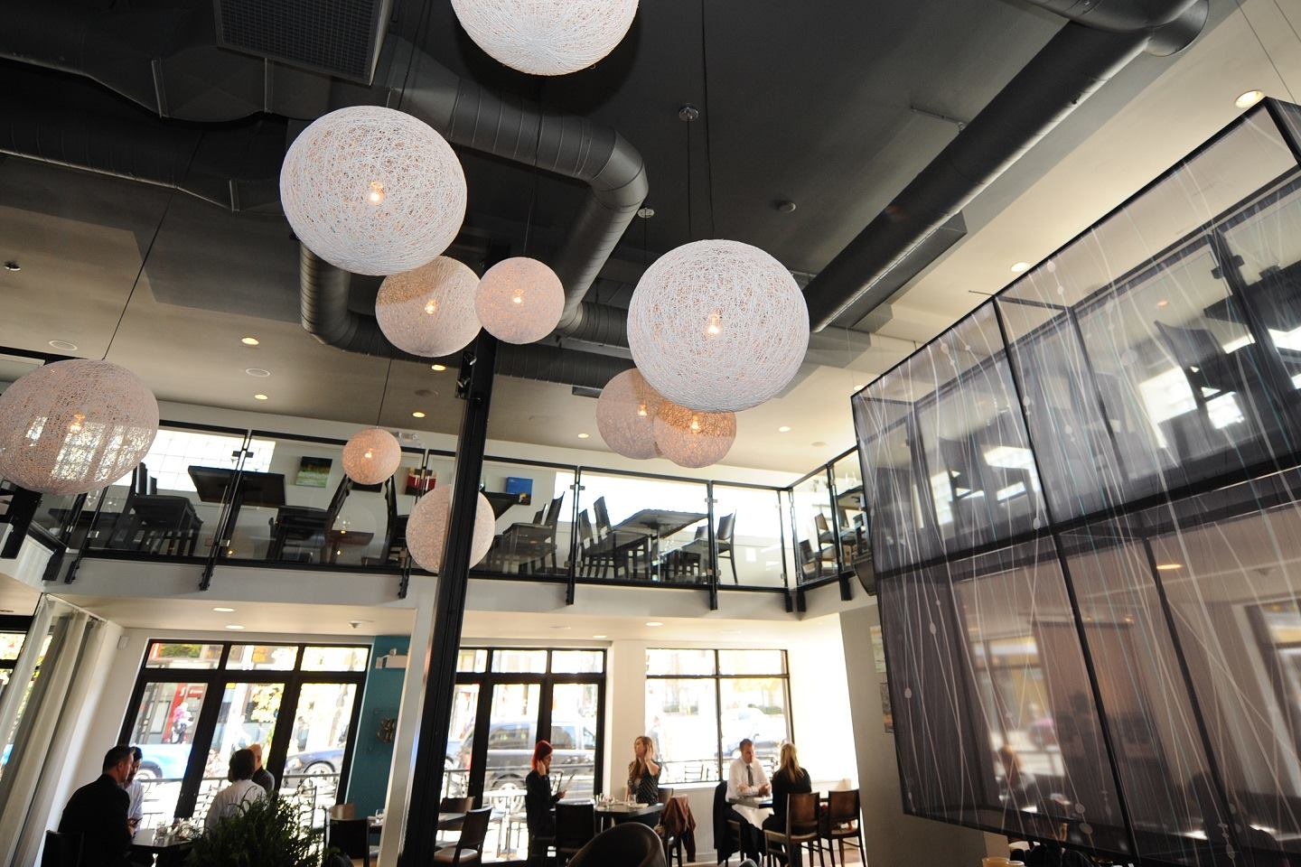 The City Grill Event Centre, located in downtown Windsor, Ontario.