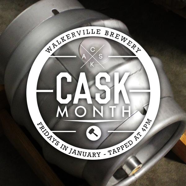 Cask Month