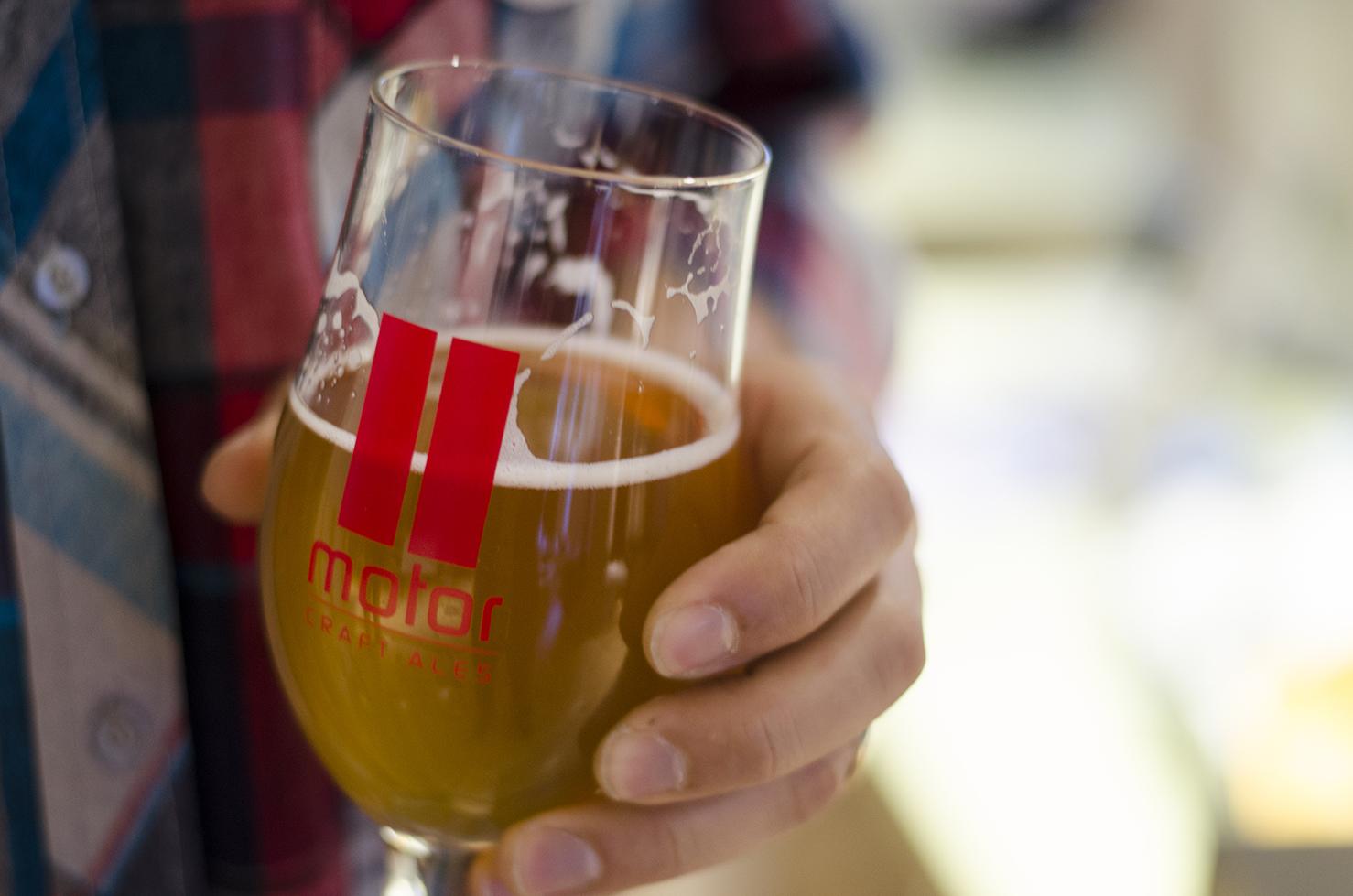 Cheers to good craft beers!