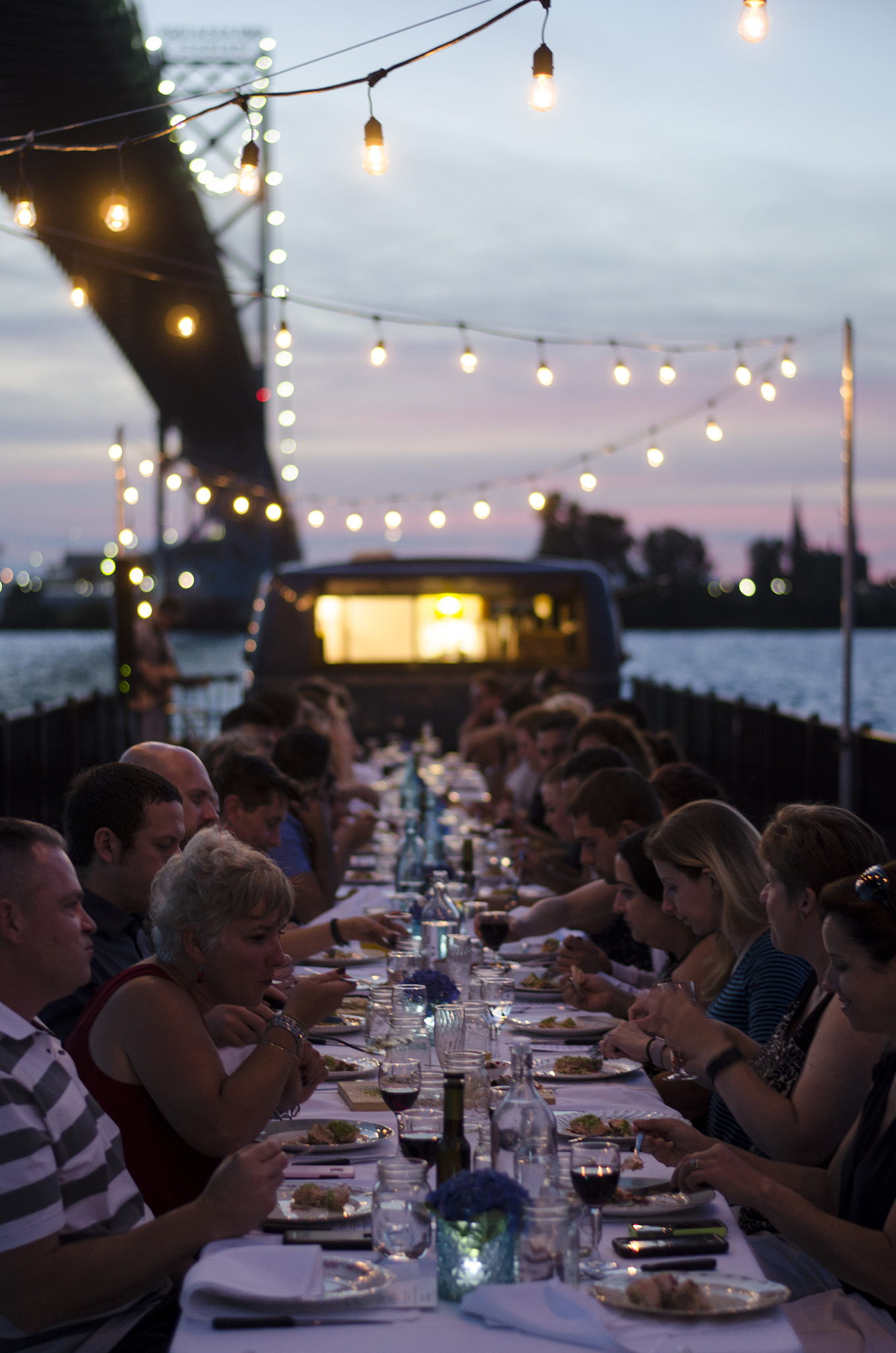 2016's Dinner of a Pier, hosted by WindsorEats.