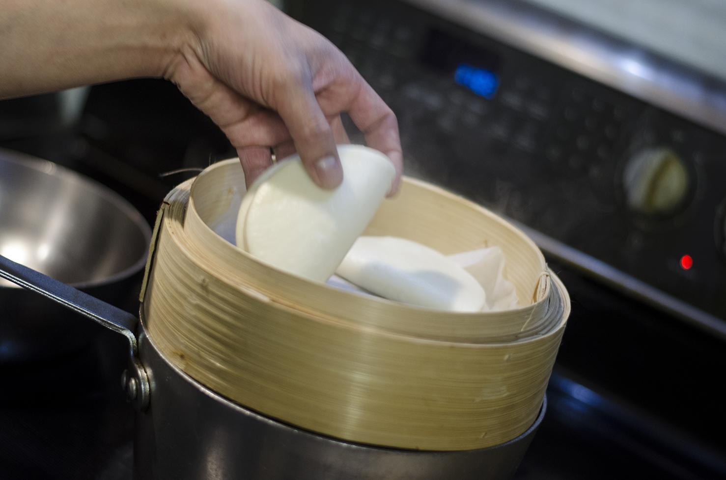 Steam them buns!