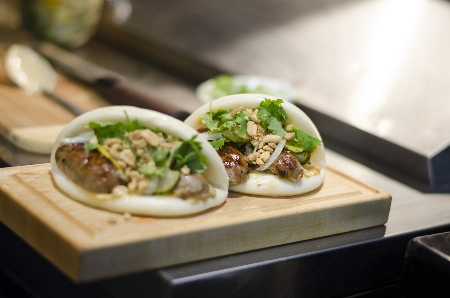 Bao buns, please!
