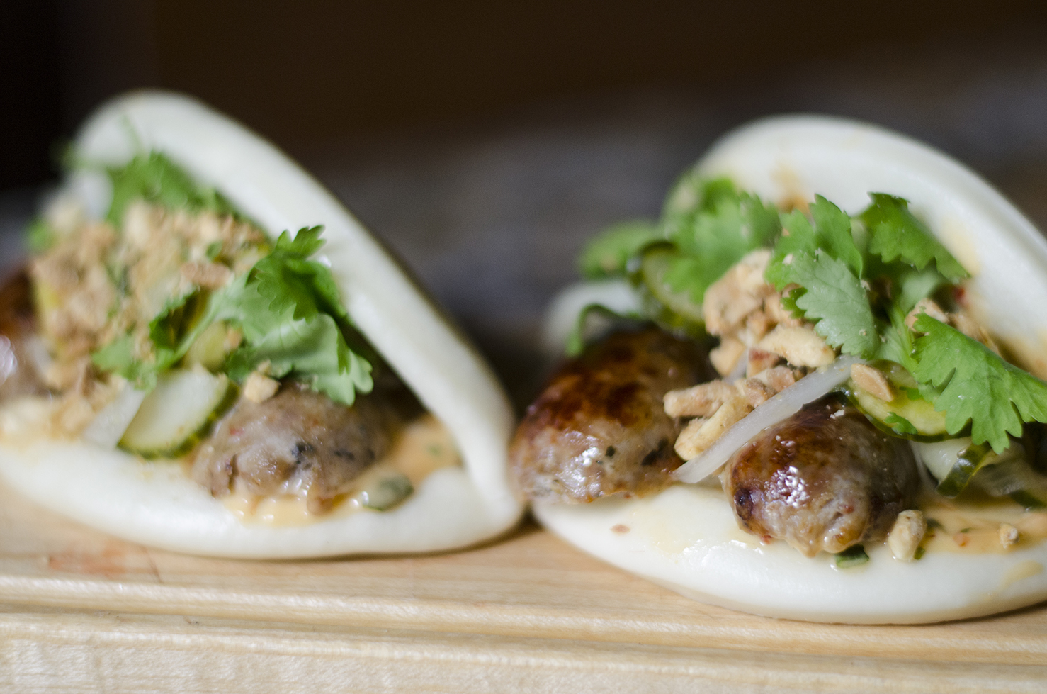 You've gotta try these bao buns
