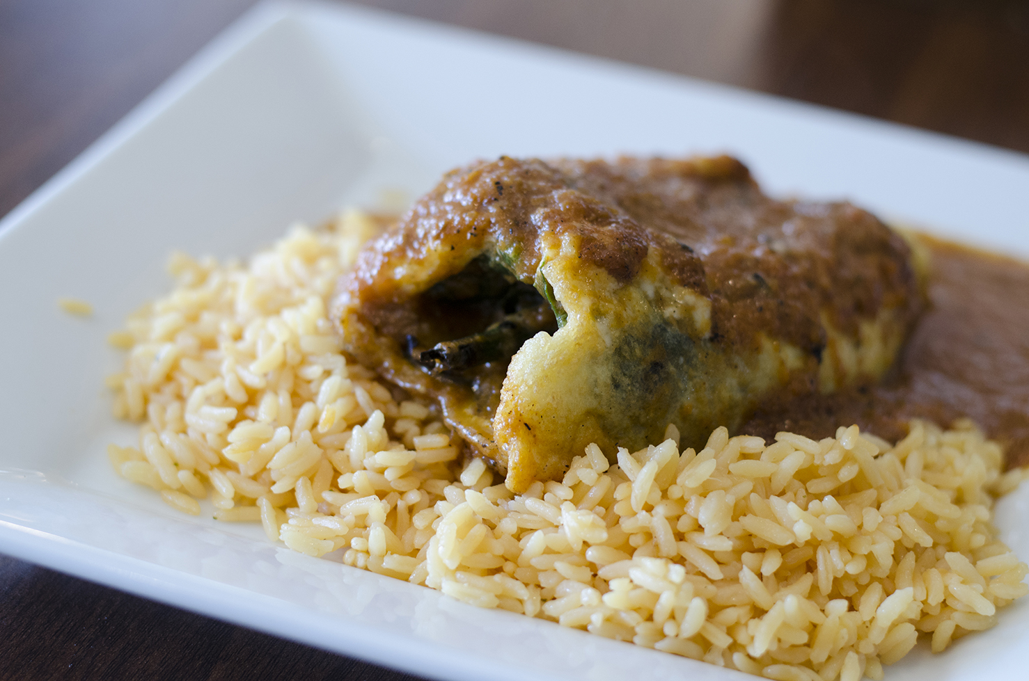 Chile Rellenos from Mi Casita