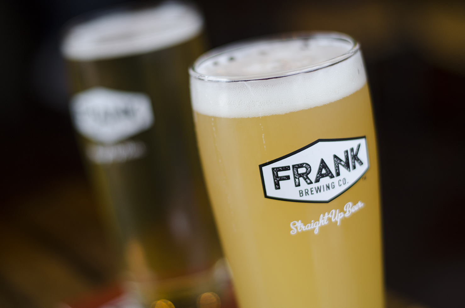 We're excited to have Frank Brewing Co. be a part of our Dinner on a Pier