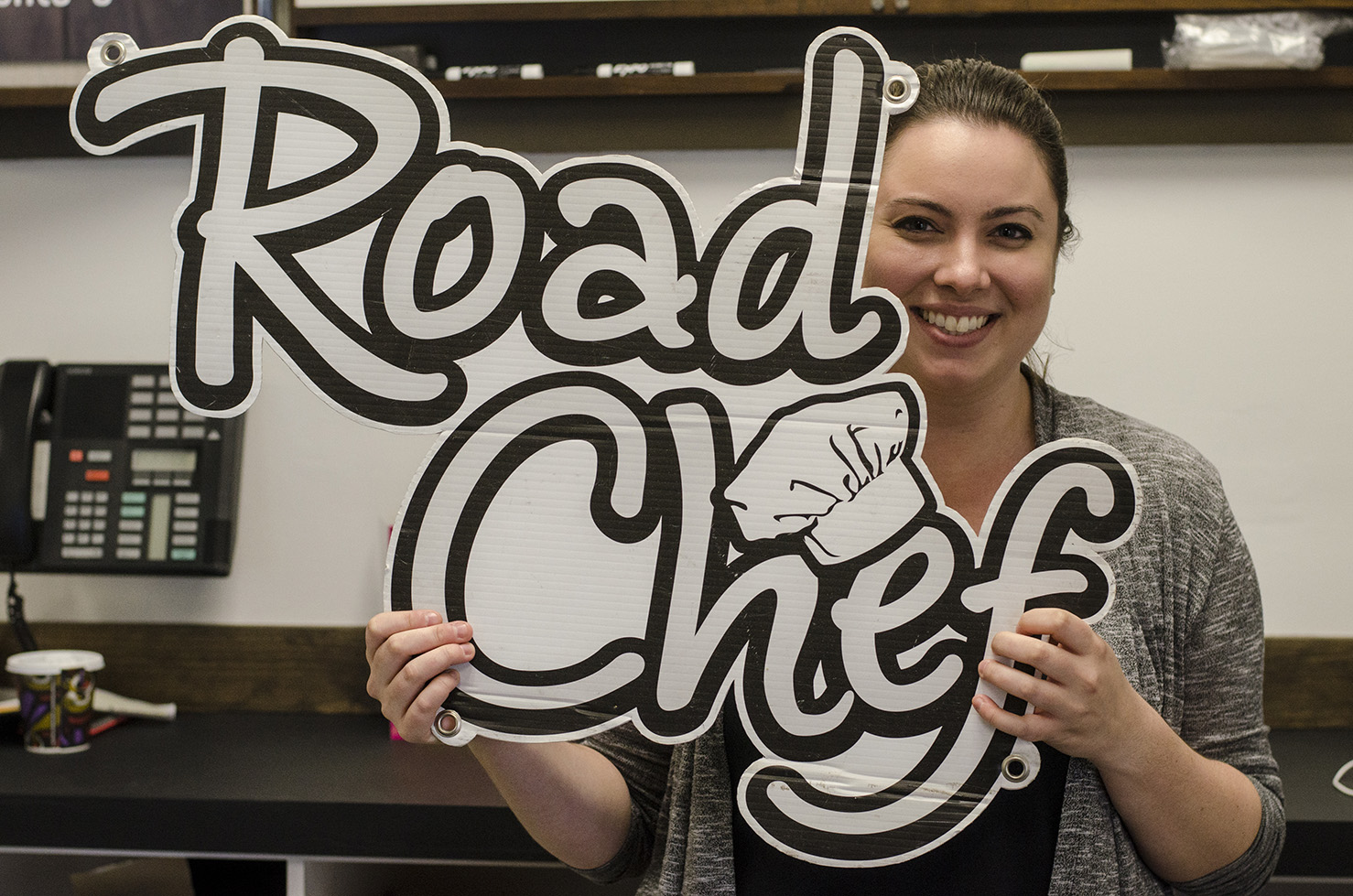 Road Chef has opened its doors!