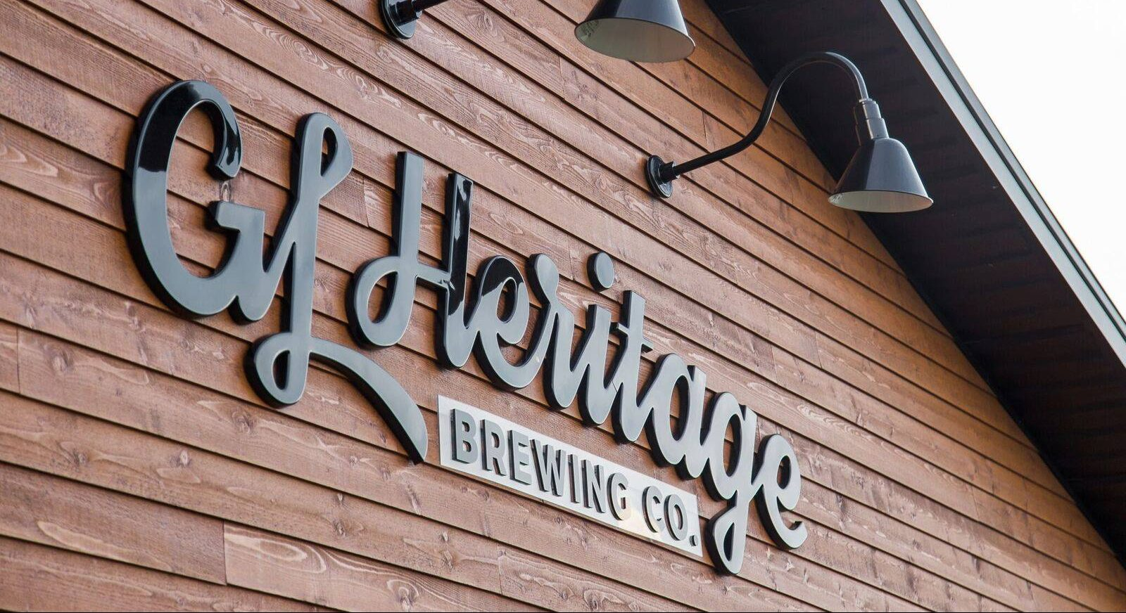 GL Heritage Brewing Co. in Amherstburg, Ontario.