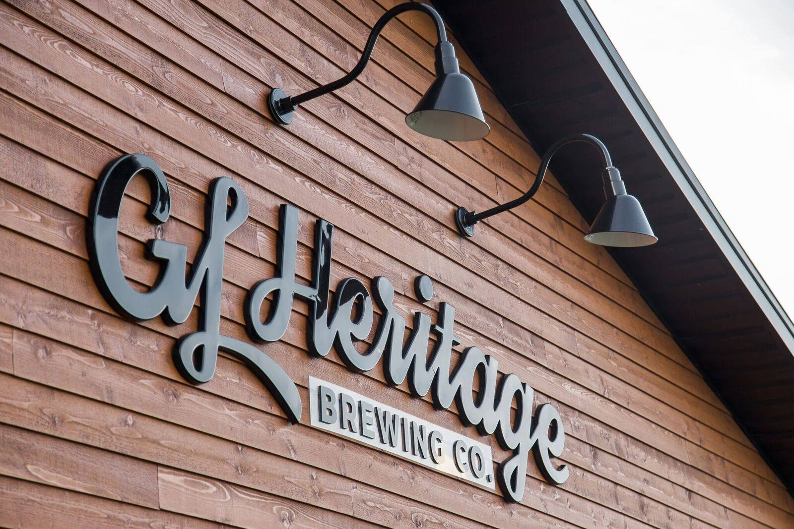 GL Hertiage Brewing Co. in Amherstburg, Ontario.