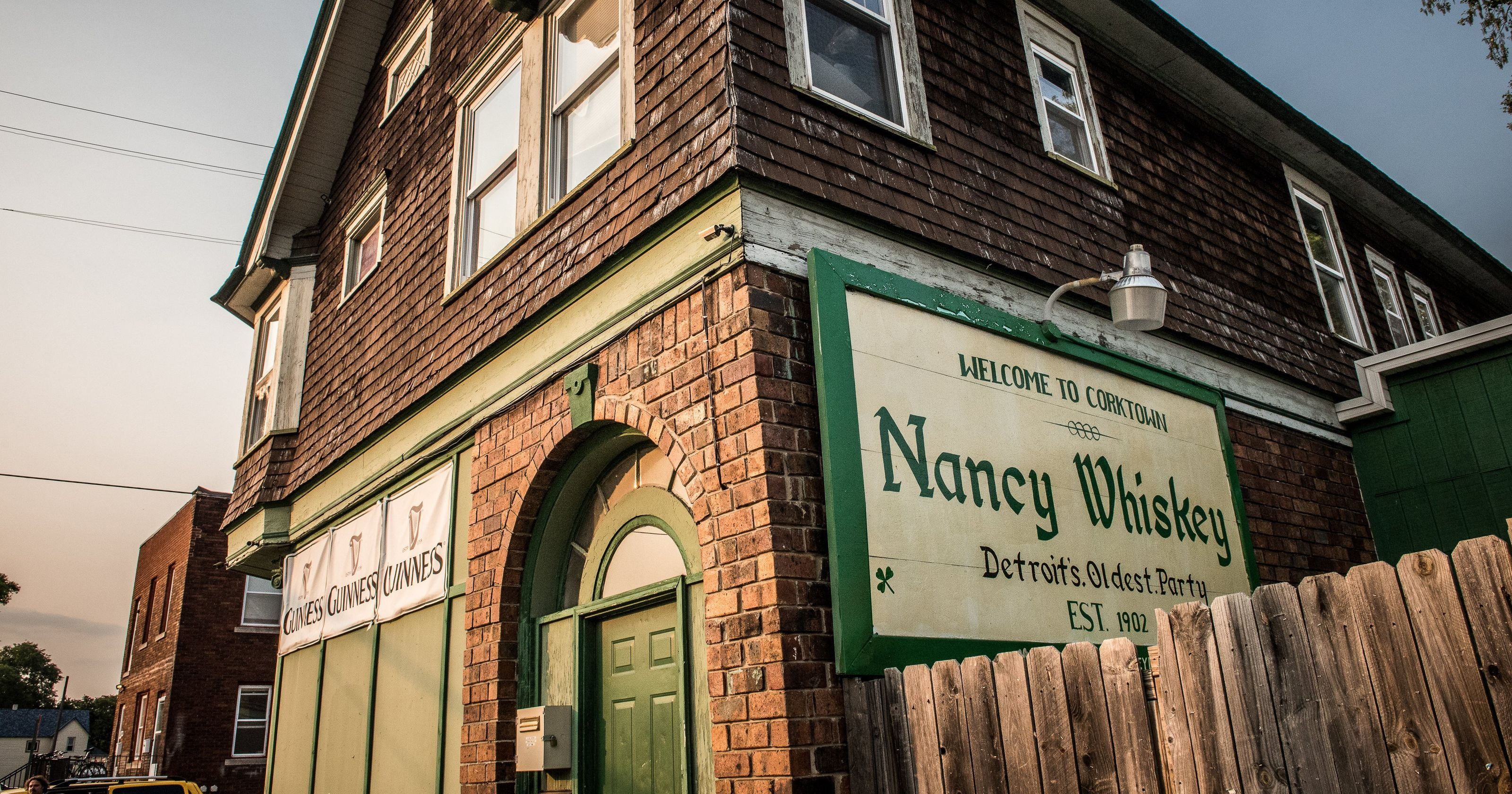 Nancy Whiskey in Detroit, Michigan
