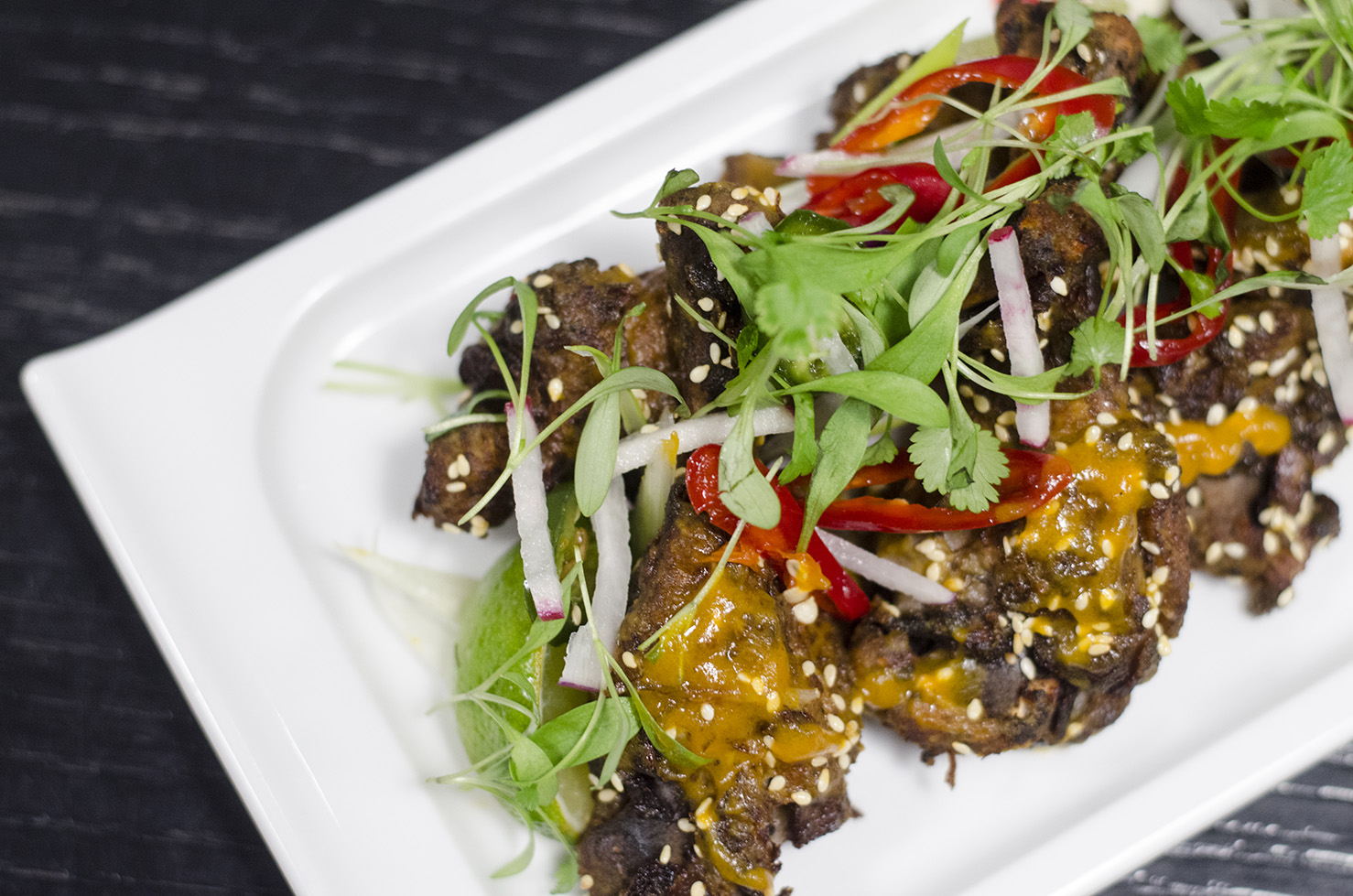 Are these Sticky Pickled Duck Wings from Oxley the perfect wing?