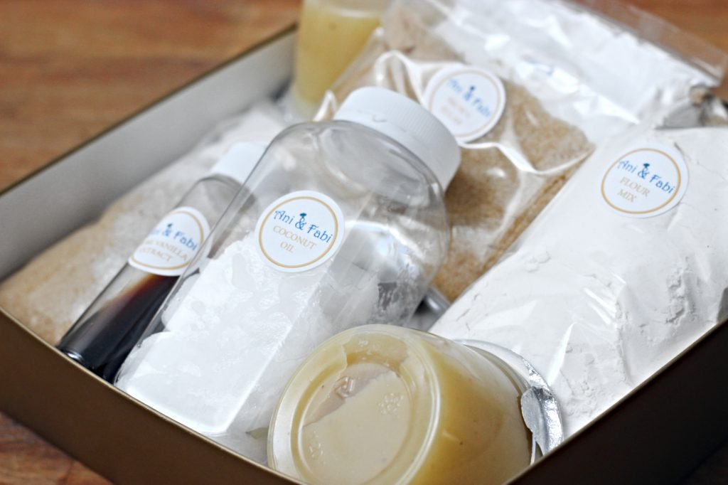 Subscription Baking Kit