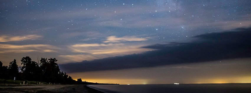 Point Pelee National Parks' Dark Sky Nights are one of our favourite events.