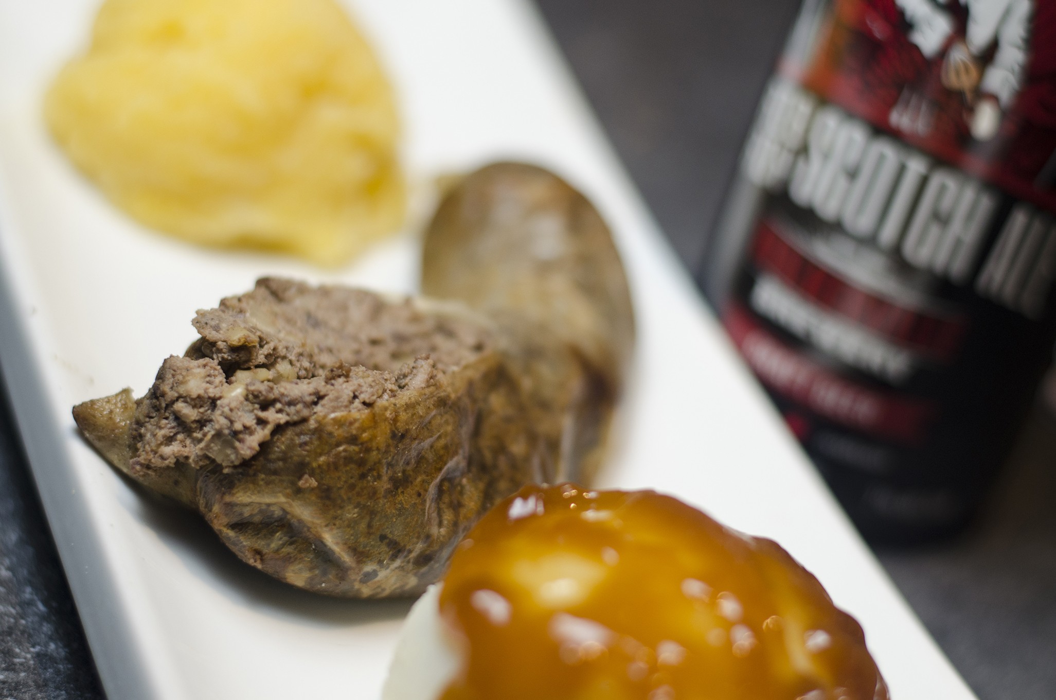 Haggis anyone? Beacon Ale House is celebrating Robbie Burns Day in Amherstburg, Ontario.