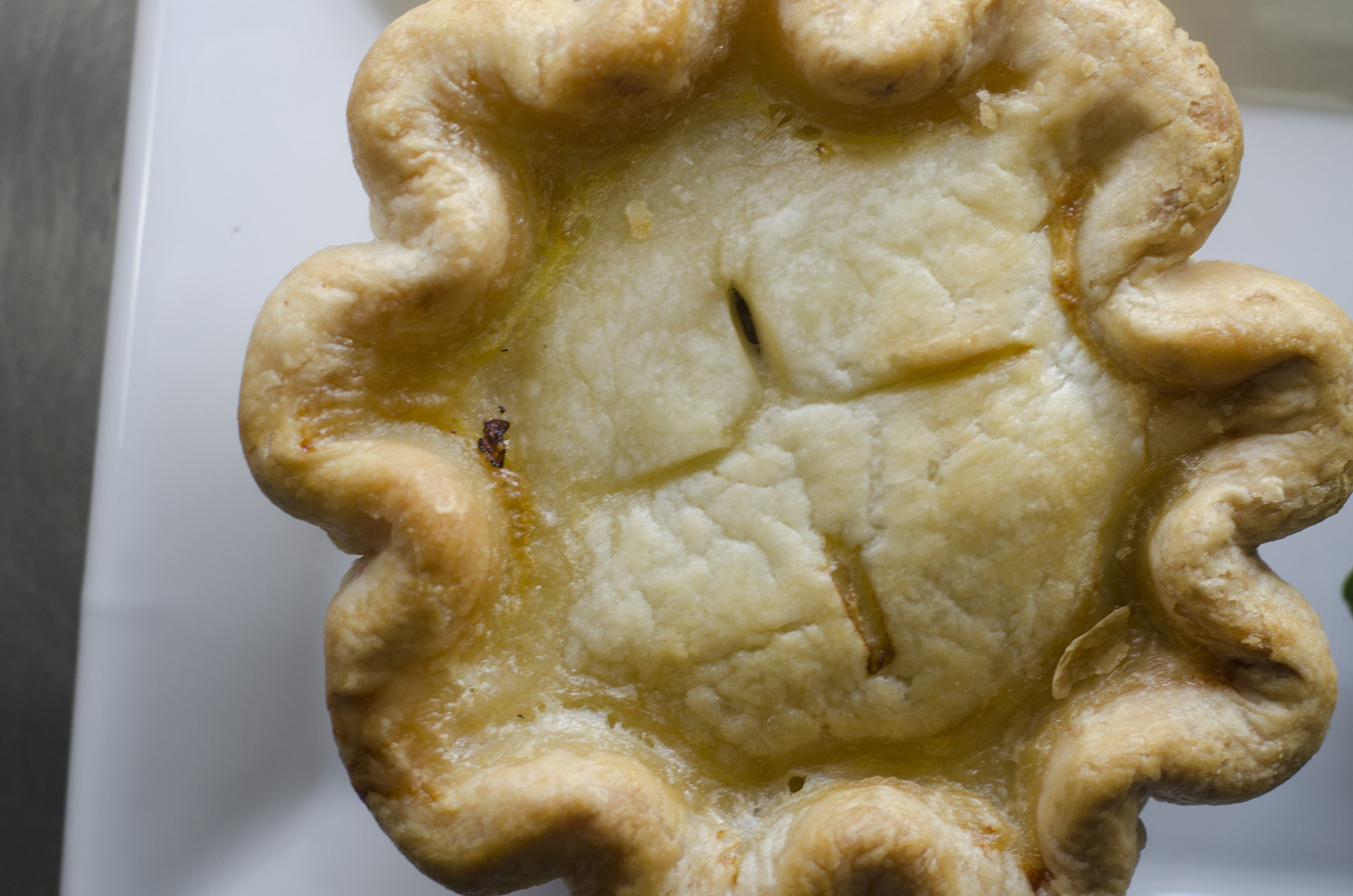 We heard Canada legalized pot pies. Finally!