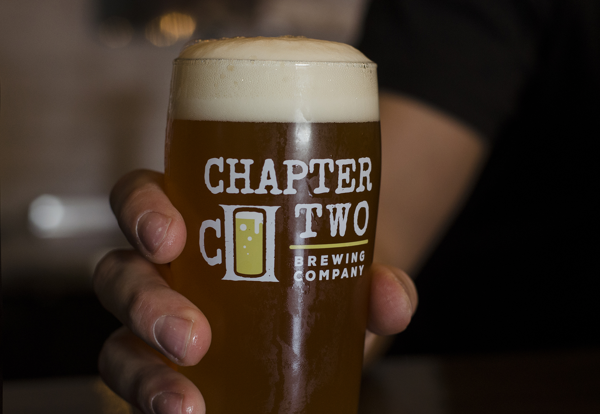 Cheers to Chapter Two Brewing in Windsor, Ontario.