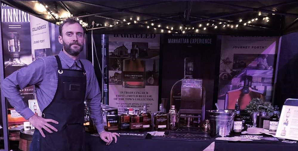 Taylor Corrigan, National Premium Whisk(e)y Ambassador, Old Forester