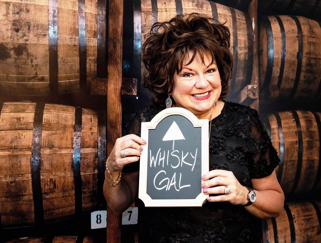 Tish Harcus. Photo by Whisky Magazine.