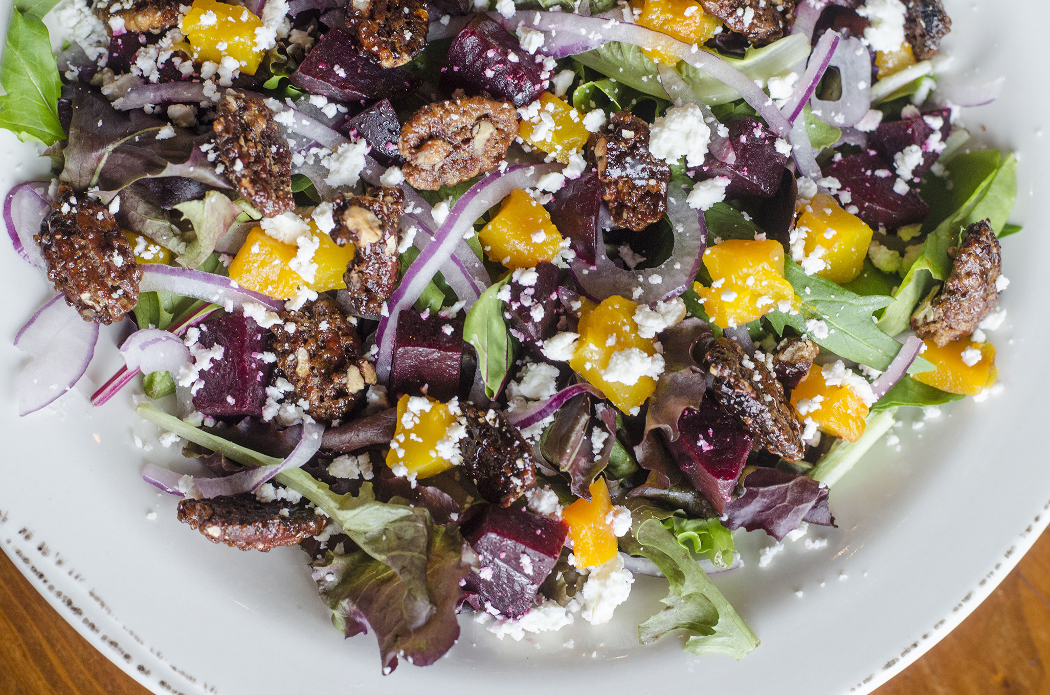 Autumn Salad from Billy's Taphouse