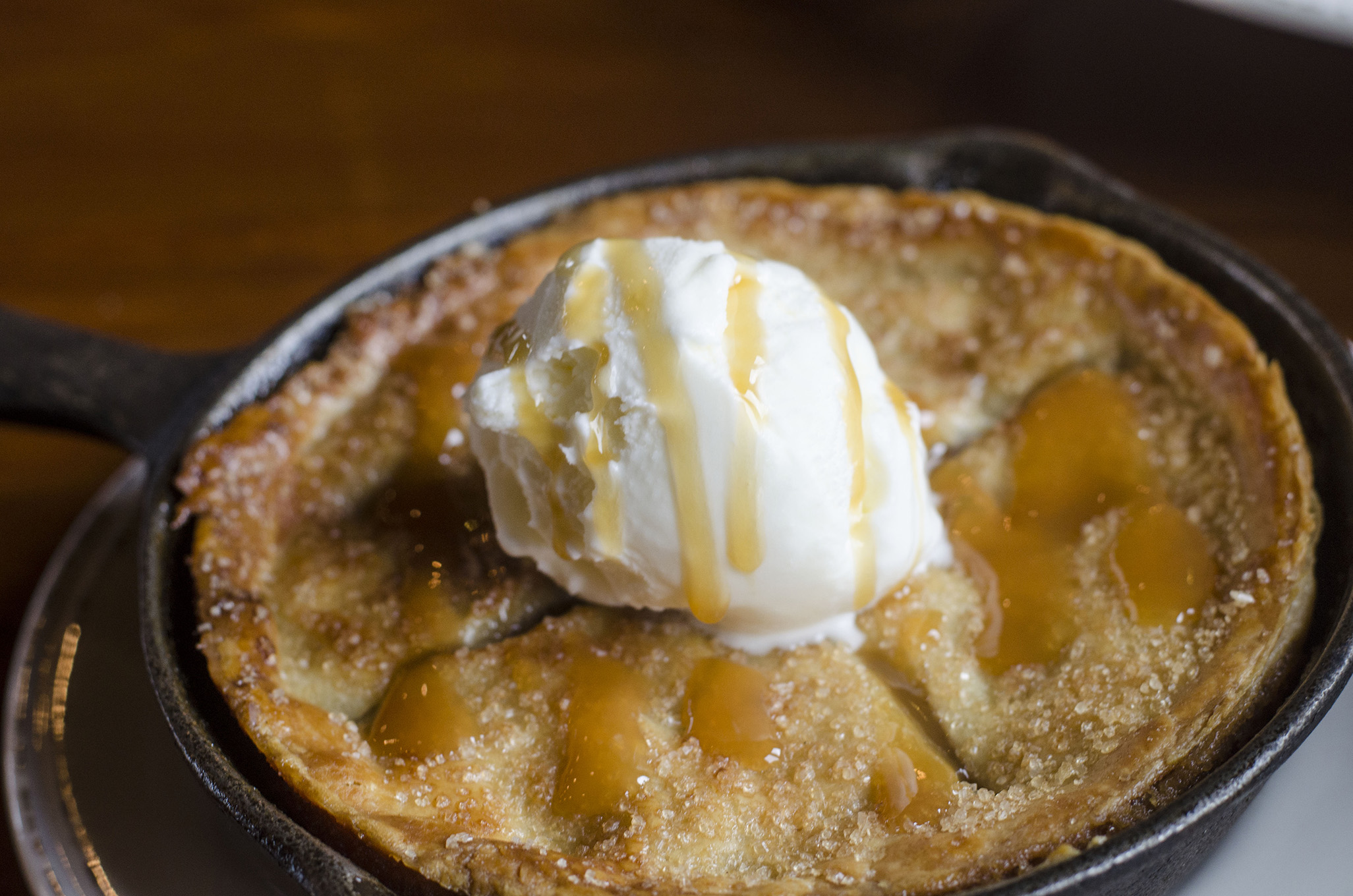 Apple Pie Skillet from Billy's Taphouse