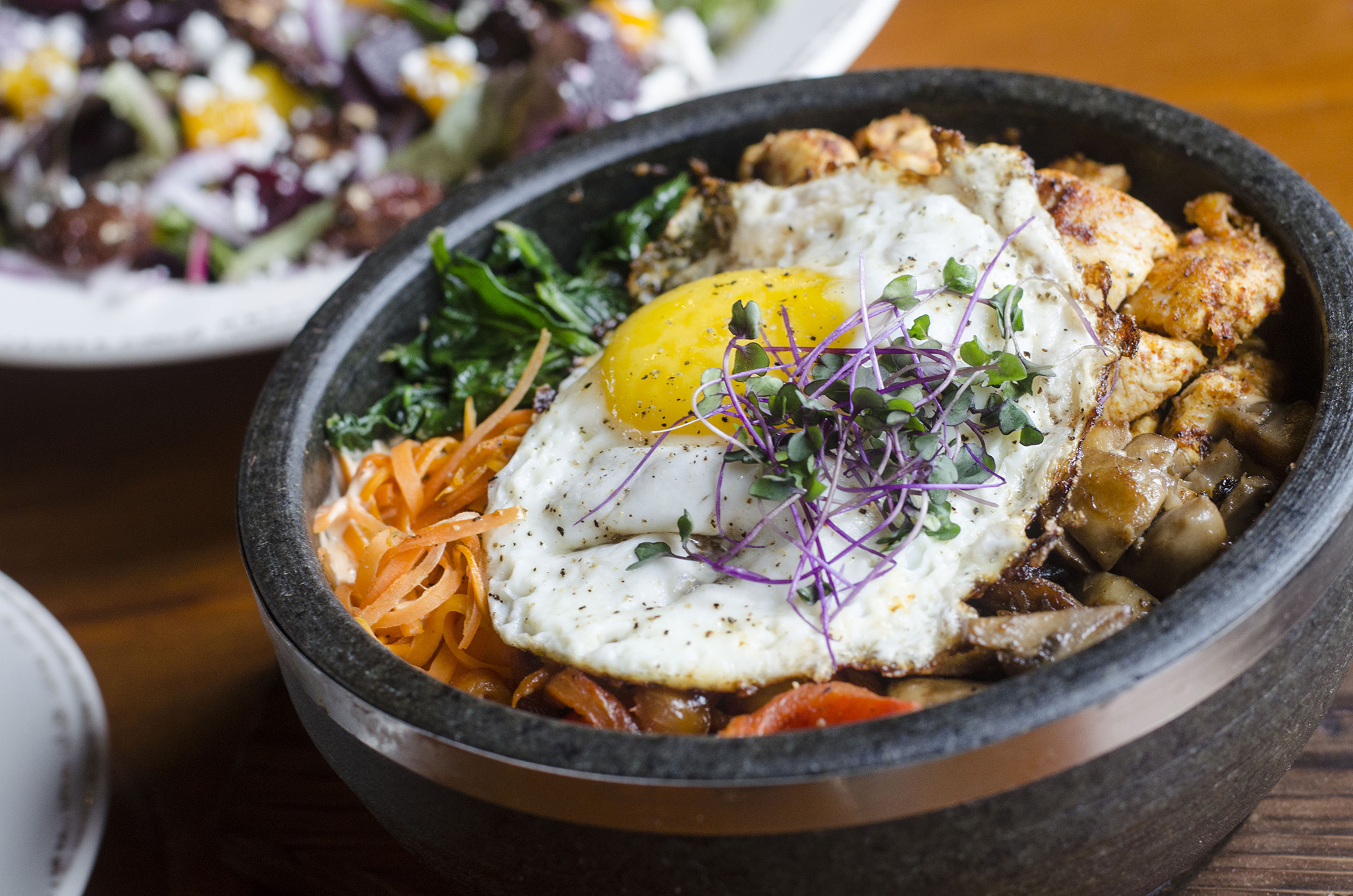 Stone Rice Bowl from Billy's Taphouse