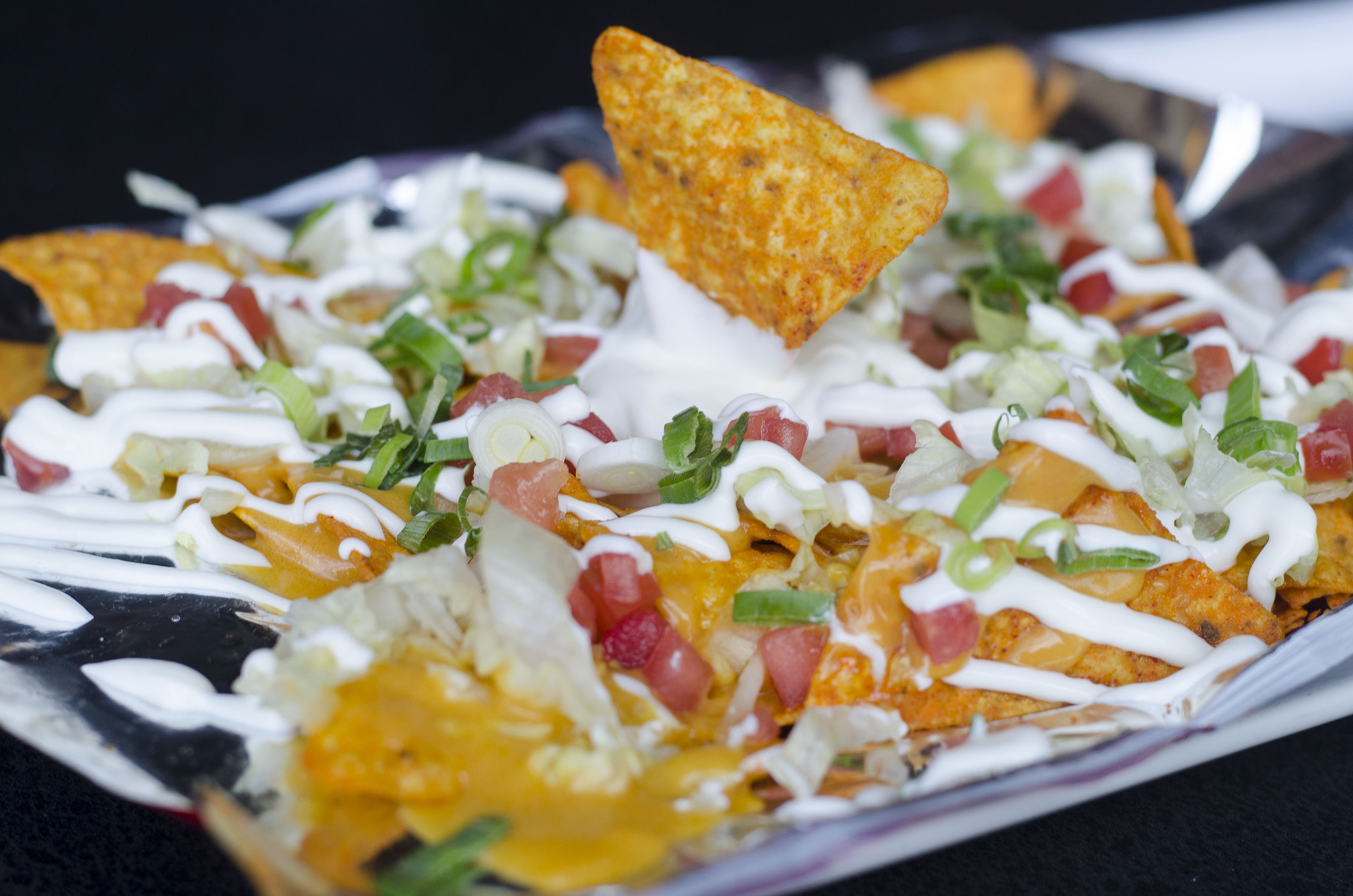 Dorito nachos from Eastwood's Grill & Lounge in Windsor, Ontario.