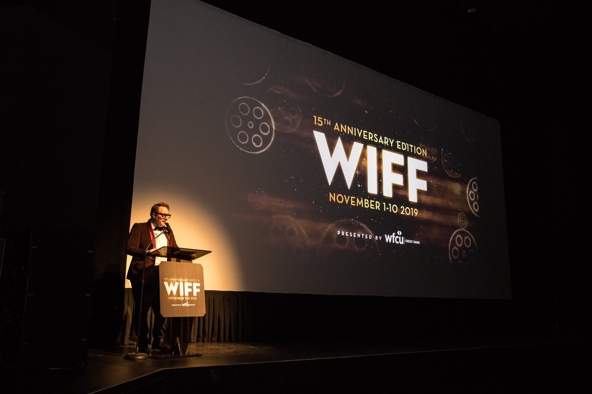 Photo from the Windsor International Film Festival's Facebook page.