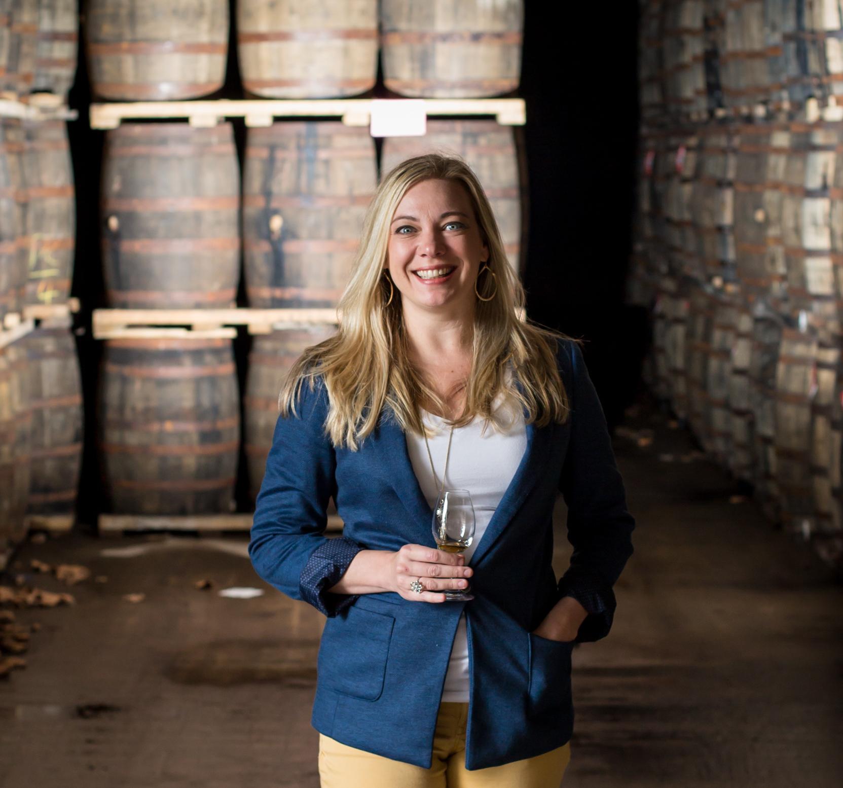 Gina Fossitt, U.S. Educational Program Manager – Canadian Whisky