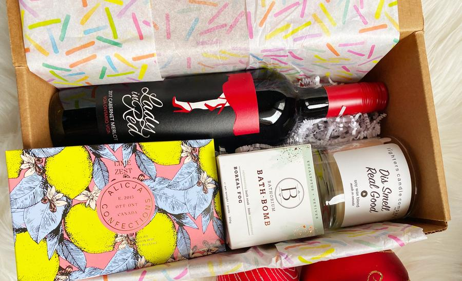 The Treat Yo'Self Bevy Box